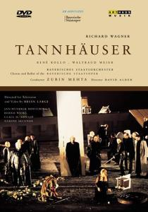 Zubin Mehta, Bayerisches Staatsorchester - Wagner: Tannhäuser (2000/1994)