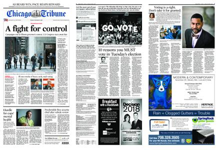 Chicago Tribune – November 06, 2018