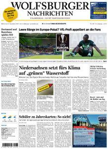 Wolfsburger Nachrichten - Unabhängig - Night Parteigebunden - 18. September 2019