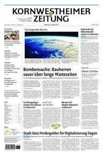 Kornwestheimer Zeitung - 28. August 2017