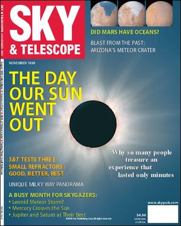 Sky & Telescope - November 1999