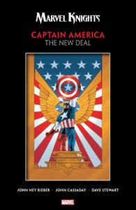 Marvel Knights Captain America by Rieber & Cassaday - The New Deal (2018) (Digital) (Zone-Empire