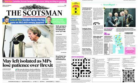 The Scotsman – October 16, 2018