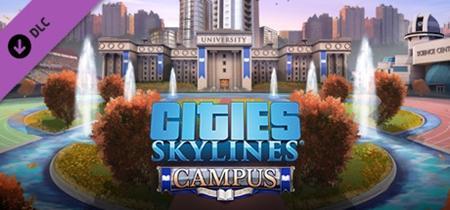 Cities: Skylines - Campus (2019)
