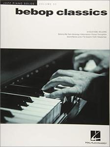 Bebop Classics (Jazz Piano Solos, Book 52)