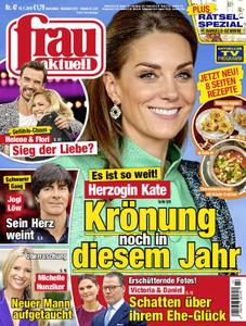 frau aktuell – 18. November 2019