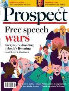 Prospect Magazine - Issue 264 - March 2018