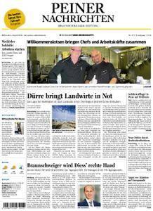 Peiner Nachrichten - 01. August 2018