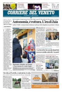 Corriere del Veneto Padova e Rovigo – 12 luglio 2019