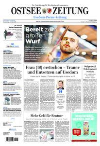 Ostsee Zeitung Wolgast - 21. März 2019