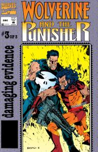 Wolverine and the Punisher-Damaging Evidence 003 1993 Digital Shadowcat