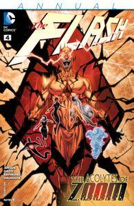 The Flash Annual 004 2015 Digital