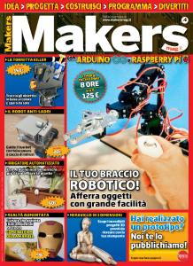Makers Mag N.6 - Giugno-Agosto 2018
