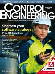 Control Engineering - November 2019