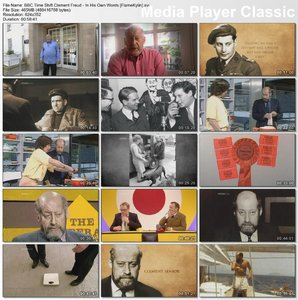 BBC - Clement Freud: In His Own Words (2009)