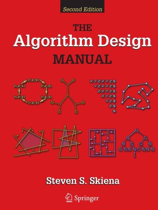 The Algorithm Design Manual, Second Edition (Repost)