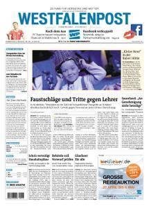 Westfalenpost Wetter - 03. Mai 2018