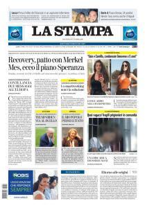 La Stampa Torino Provincia e Canavese - 29 Settembre 2020