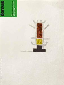 DOMUS - 2001 - Architecture/Design/Art/Communication