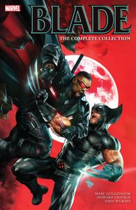 Blade by Marc Guggenheim-The Complete Collection 2020 Digital Zone
