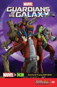 Marvel Universe Guardians of the Galaxy 002 2016 Digital