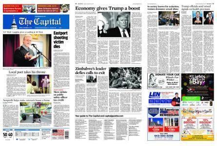 The Capital – November 20, 2017