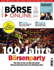 Börse Online – 02. Mai 2019