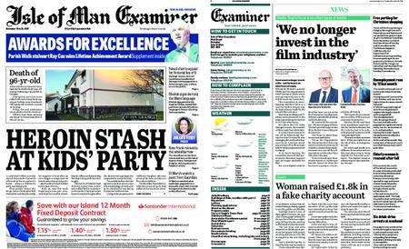 Isle of Man Examiner – November 19, 2019