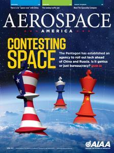 Aerospace America - April 2019