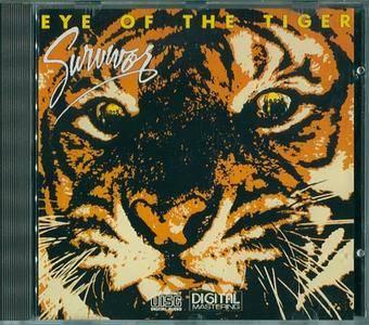 Survivor - Eye Of The Tiger (1982) {1984, Reissue}