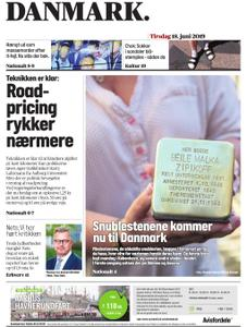 JydskeVestkysten Varde – 18. juni 2019
