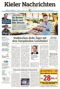 Kieler Nachrichten – 31. Dezember 2019