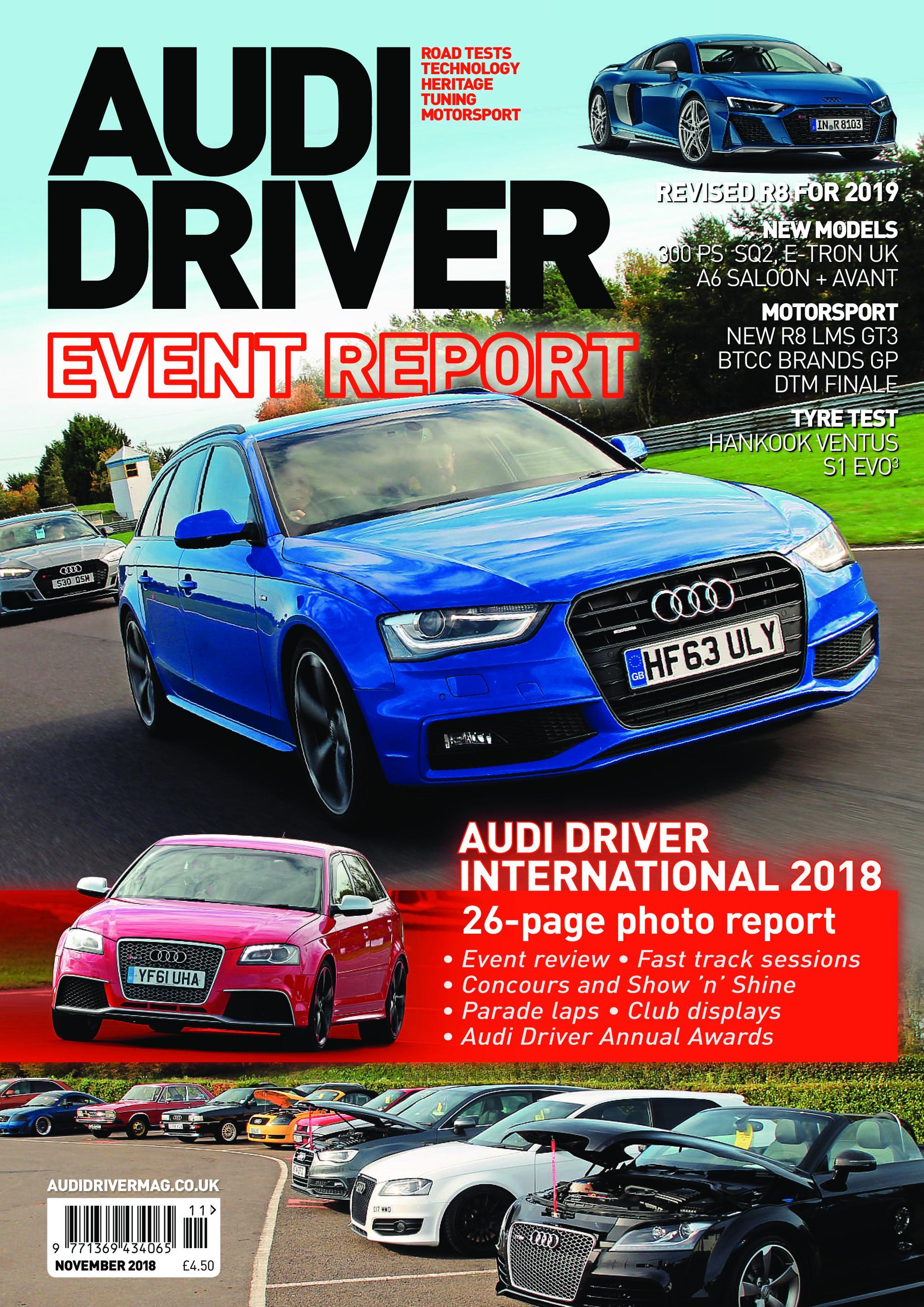 Audi Driver – November 2018