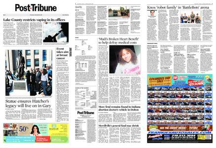 Post-Tribune – October 10, 2019