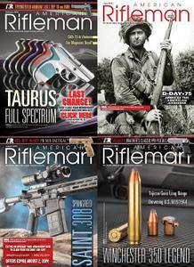 American Rifleman 2019 Full Year Collection
