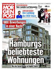 Hamburger Morgenpost – 20. November 2019