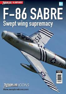 F-86 Sabre: Swept wing supremacy (Aeroplane Icons)