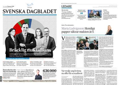 Svenska Dagbladet – 17 januari 2019