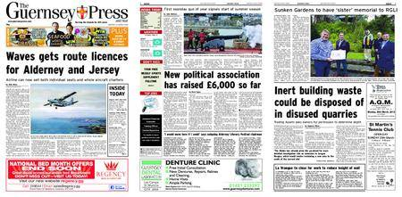 The Guernsey Press – 24 March 2018