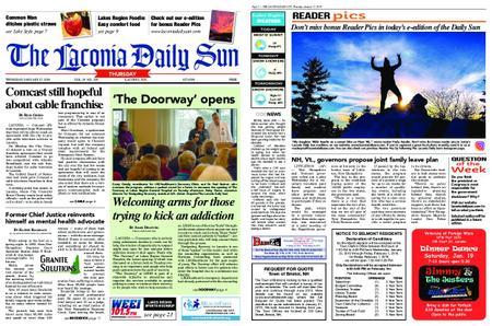 The Laconia Daily Sun – January 17, 2019
