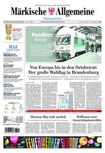 Märkische Allgemeine Fläming Echo - 25. Mai 2019
