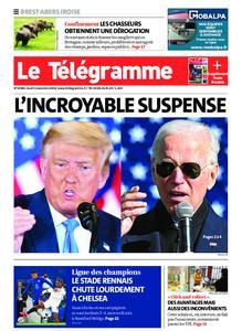 Le Télégramme Brest Abers Iroise – 05 novembre 2020
