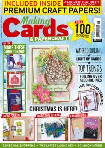 Making Cards & PaperCraft - November-December 2020