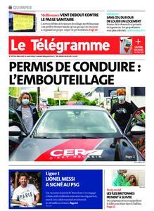 Le Télégramme Quimper – 11 août 2021