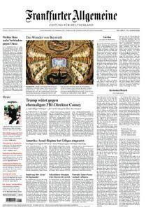 Frankfurter Allgemeine Zeitung F.A.Z. - 14. April 2018