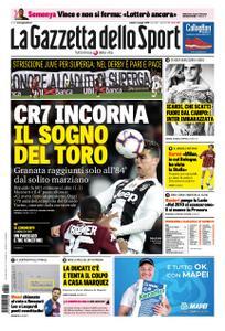 La Gazzetta dello Sport Sicilia – 04 maggio 2019