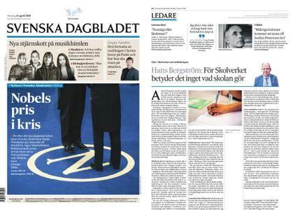 Svenska Dagbladet – 15 april 2018