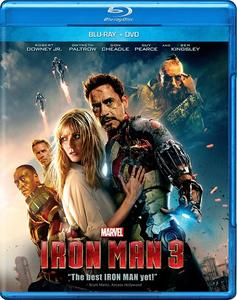 Iron Man 3 (2013) [Remastered]