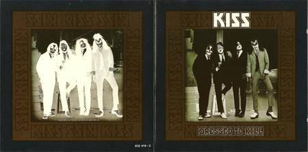 Kiss - Dressed To Kill (1975) Repost