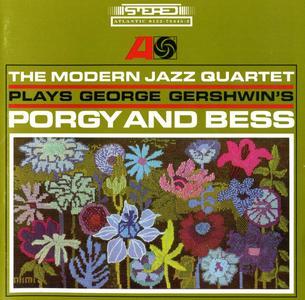 The Modern Jazz Quartet - Plays George Gershwin's Porgy & Bess (1966) {Atlantic Jazz Masters--Rhino 8122-75445-2 rel 2004}